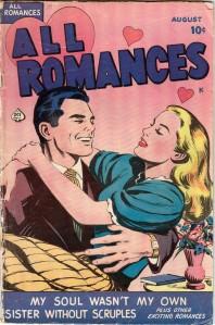 Ace Comics All Romances #1